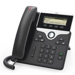 IP телефон Cisco IP Phone 7811 with Multiplatform Phone firmware, CP-7811-3PCC-K9=