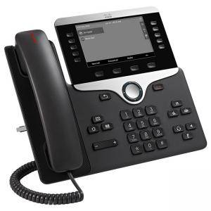 IP телефон Cisco IP Phone 8811 with Multiplatform Phone firmware, CP-8811-3PCC-K9=