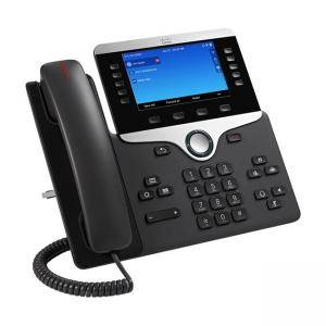 IP телефон Cisco IP Phone 8861 with Multiplatform Phone firmware, CP-8861-3PCC-K9=