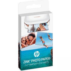 Хартия HP ZINK  Sticky-Backed Photo Paper, W4Z13A