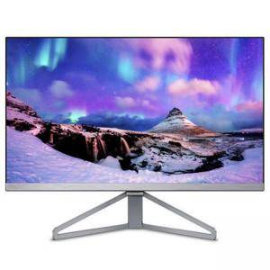 Монитор Philips 23.8 инча IPS monitor 1920x1080 FullHD 16:9, 250 cd/m, 5ms, Черен, 245C7QJSB