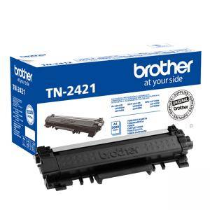 Тонер касета Brother TN-2421 High Yield Toner Cartridge, TN2421