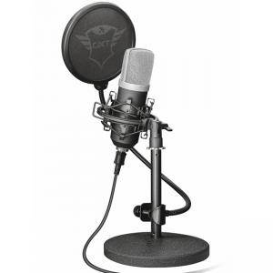 Микрофон TRUST GXT 252 Emita Streaming Microphone, 21753