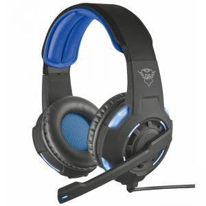 Слушалки TRUST GXT 350 Radius 7.1 Surround Headset, 22052