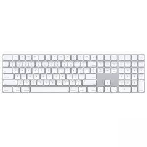 Клавиатура Apple Magic Keyboard with Numeric Keypad - US Layout, MQ052LB/A