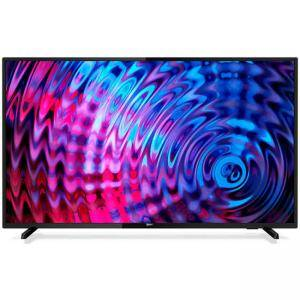 Телевизор Philips 43 инча, Full HD LED TV, Pixel Plus HD, Clear Sound 16W, 108 см, Черен, 43PFS5503/12
