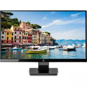 Монитор HP 24w 23.8 инча IPS, 1920 х 1080, 5 ms, HDMI, VGA, Display Port, Черен, 1CA86AA