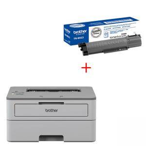 Лазерен принтер Brother HL-B2080DW Laser Printer, HLB2080DWYJ1