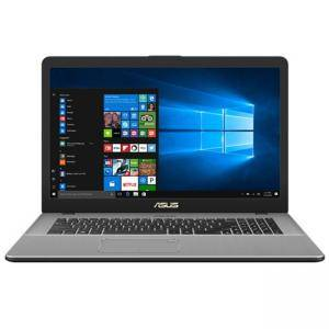 Лаптоп ASUS VivoBook Pro 17 N705FN-GC043, 17.3 инча (1920 X 1080), 8 GB DDR4, 1 TB HDD, Intel Core i5-8265U, NVIDIA GeForce MX150, ASUS N705FN-GC043