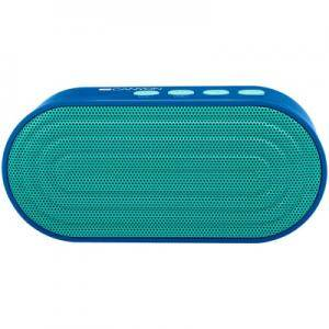 Тонколона CANYON Portable Bluetooth V4.2+EDR stereo speaker with 3.5mm Aux, microSD card slot, USB / micro-USB port, bulit in 300mA battery. CNS-CBTSP