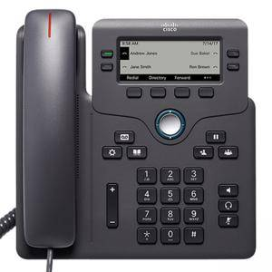 IP телефон Cisco 6841 Phone for MPP, NB Handset, CE Power Adapter, 2x10/100/1000Base-T, черен, CP-6841-3PW-CE-K9=