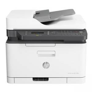 Принтер HP Laser MFP 137fnw, Hi-Speed USB 2.0, Wireless, Wi-Fi Direct, Ethernet, 4ZB84A