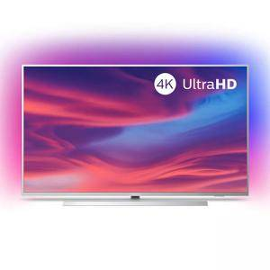 Телевизор Philips 65, 4K UHD LED Android TV, DVB-T/T2/T2-HD/C/S/S2, 3-странен Ambilight, индекс на качеството на образа 1700, HDR 10+, 65PUS7304/12