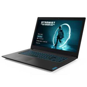 Лаптоп Lenovo IdeaPad L340-17IRH Gaming / 81LL002XBM, 17.3 FHD (1920x1080), Intel Core i7-9750H, NVIDIA GeForce GTX 1650