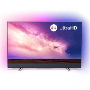 Телевизор Philips 50 4K UHD LED Android TV, 3-странен Ambilight, 2100 PPI, P5 Perfect Picture, Bowers and Wilkins, 50PUS8804/12