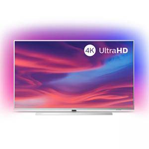 Телевизор Philips 50 инча 4K UHD LED Android TV, DVB-T/T2/T2-HD/C/S/S2, 3-странен Ambilight, Micro Dimming Pro, 50PUS7304/12
