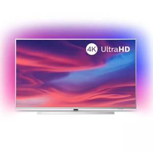 Телевизор Philips 43 THE ONE, 4K UHD LED Android TV, Pixel Plus HD, 3-странен Ambilight, 1700 PPI, HDR 10+, 43PUS7304/12