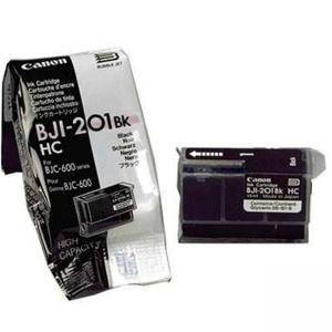 Консуматив Canon BJI-201 High Capacity Black Ink Cartridge за мастиленоструен принтер, CANON BJI-201HC BLACK
