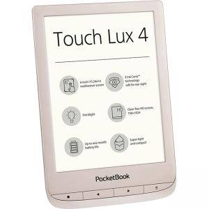Електронен четец eBook четец Pocketbook Touch Lux 4 627 Limited Edition Gold