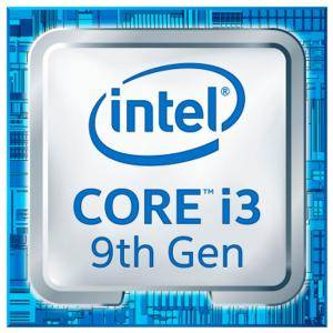 Процесор Intel Coffee Lake Core i3-9100, 3.60GHz (up to 4.20GHz ), 6MB, 65W FCLGA1151, box, INTEL-I3-9100-BOX