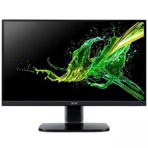 Монитор ACER, KA242Ybi, 23.8 инча, ZeroFrame FreeSync 1ms, IPS LED, 250 cd/m², Черен, UM.QX2EE.005