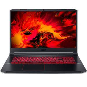 Лаптоп Acer Nitro 5, AN517-52-75YV, Intel Core i7-10750H, 17.3 инча FHD IPS, AG, 8GB, 512GB SSD PCIe, nVidia GeForce GTX 1650, Backlit Kbd, NH.Q80EX.005