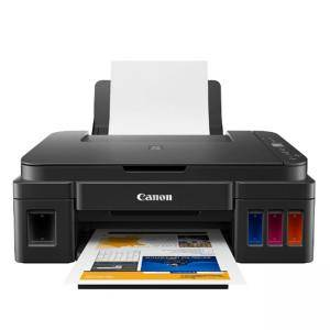 Мастилоструйно многофункционално устройство Canon PIXMA G2411 All-In-One, Черно, 2313C025AA