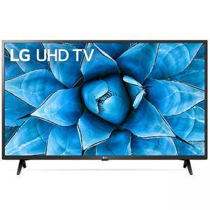 Телевизор LG 43UN73003LC, 43 инча, 4K IPS UltraHD TV, 3840 x 2160, DVB-T2/C/S2, webOS Smart TV, ThinQ AI, Quad Core Processor 4K, WiFi, Черен, 43UN73003LC