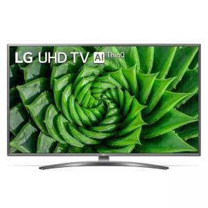 Телевизор LG 43UN81003LB, 43 инча 4K IPS UltraHD (3840 x 2160), ThinQ AI, Quad Core Processor 4K, HDR10 PRO, AI Sound, Miracast, 43UN81003LB