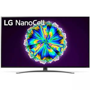 Телевизор LG 55NANO863NA, 55 инча 4K IPS HDR Smart Nano Cell TV, 3840x2160, 200Hz, DVB-T2/C/S2, Alpha 7 III Processor, Cinema HDR, Dolby Vision IQ, Dolby Atmos, webOS ThinQ, AI functions, FreeSync, WiFi 802.11.ac, Voice Controll, Bluetooth 5.0, Титан, 55N