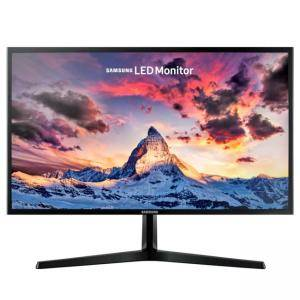 Монитор Samsung S24F356FHU, 23.5 инча PLS, 60 Hz, 4 ms, 1920x1080, 250cd/m2, 1000:1, Super Slim, AMD FreeSync, Eye Saver, Flicker Free, LS24F356FHUXEN