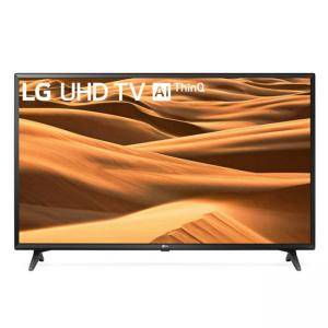Телевизор LG 43UM7050PLF, 43 инча 4K IPS UltraHD TV 3840 x 2160, webOS Smart TV 4.5, ThinQ AI, Quad Core Processor 4K, Ultra Surround