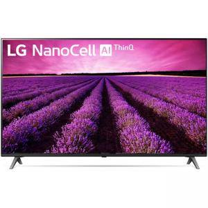 Телевизор, LG 49SM8050PLC, 49 инча, SUPER UHD TV, DVB-T2/C/S2, Quad Core Processor, Nano Cell, 4K Active HDR DTS Virtual:X, AI ThinQ, Smart webOS 4.5, WiFi 802.11.ac, Bluetooth, Miracast, LAN,DLNA, CI, HDMI, USB, Ultra Slim Desig, 3 Sided Cinema Screen, C