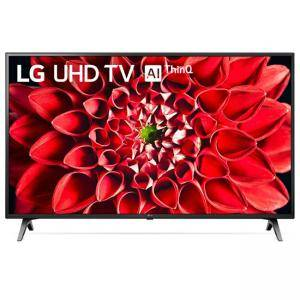 Телевизор, LG 55UN71003LB, 55 4K IPS UltraHD TV 3840 x 2160, DVB-T2/C/S2, webOS Smart TV, ThinQ AI, Quad Core Processor 4K, WiFi 802.11ac, HDR10 PRO 4K/2K, Ultra Surround, Simplink,Miracast / AirPlay, HDMI, CI, LAN, USB, Bluetooth, Black, 55UN71003LB