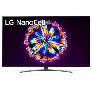 Телевизор, LG 65NANO913NA, 65 инча, 4K IPS HDR Smart Nano Cell TV, 3840x2160, 200Hz, Voice Controll, Bluetooth 5.0, Miracast, Черен, 65NANO913NA
