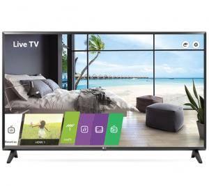 Телевизор LG 49LT340C0ZB, 49 инча, LED HD TV, 1920x1080, DVB-T2/C/S2, Hotel Mode, Lock mode, Черен