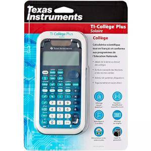 Калкулатор Texas Instruments TI College PLUS