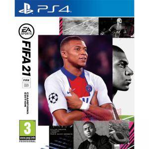 Игра EA FIFA 21 Champions Edition Playstation 4