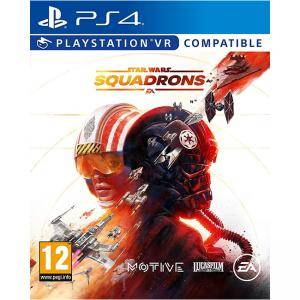 Игра Electronic Arts Star Wars: Squadrons PS4