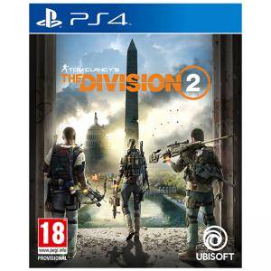 Игра Ubisoft Tom Clancy s The Division 2 за PS4