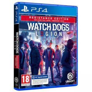 Игра Watch Dogs Legion [Resistance Edition] Ubisoft (PS4)