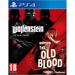 Игра Wolfenstein: The New Order and The Old Blood (PS4)