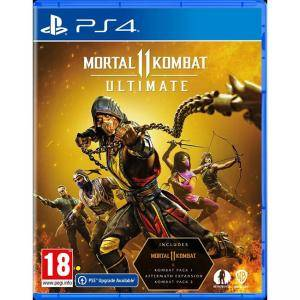 Игра Mortal Kombat 11 Ultimate Edition за PS4