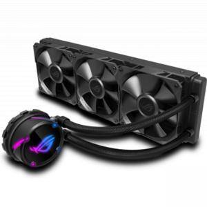 Охладител за процесор Asus ROG STRIX LC 360 Aura Sync, Черен, ASUS-FAN-ROG-STRIX-360