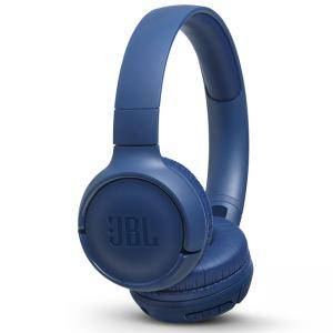 Безжични слушалки JBL T500BT, Bluetooth 4.1, JBL Pure Bass Sound, син, JBLT500BTBLU - разопакован продукт