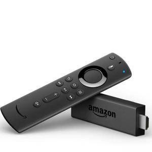 МУЛТИМЕДИЕН ПЛЕЪР Amazon Fire TV Stick с Alexa Voice Remote | Streaming Media Player
