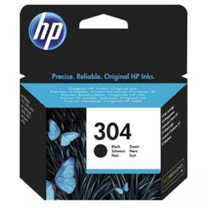 Мастилена касета HP 304 Black Ink Cartridge, N9K06AE