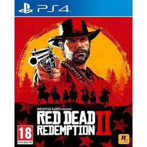 Игра Red Dead Redemption 2 за PlayStation 4